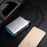 Haut-parleur sans fil imperméable à l'eau extérieur en aluminium de Gymsense Ipx7 Bluetooth 4.0