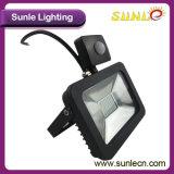 20W al Aire Libre SMD LED de Luz de Inundación PIR Sensor de Movimiento (SLFAP5 SMD 20W-PIR)