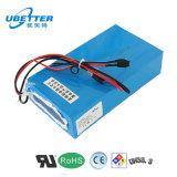 Batterie au lithium de haute qualité 60V 20ah pour scooter électrique / voiture Harley