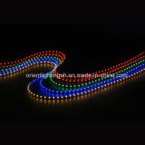 SMD 335 Seite, die den flexiblen 60 LEDs/M LED Streifen ausstrahlt