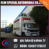 P5 visualizzazione di LED di pubblicità commerciale dello schermo del camion LED TV/schermo mobili per il camion/automobile/tassì