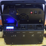 Indicatore luminoso piano UV di PARITÀ di potenza della batteria di WiFi 6X12W RGBWA del telefono della discoteca del partito LED