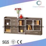 Moderner Entwurfs-Metallmöbel-hölzerner gute Qualitätsbüro-Datei-Schrank