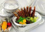 新鮮さのための熱い販売のアルミホイルの食糧版