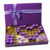 Rectángulo de regalo creativo de cumpleaños de DIY para el empaquetado del chocolate y del caramelo