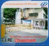 12dBi 30dBm 15m wasserdichter Passvie RFID UHFleser mit IP-und LED-Licht