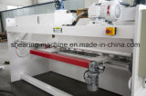 Jsd QC12Y-4X4000 Hoja hidráulico de la máquina de metal Shearing