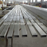 Câmara de ar do quadrado do corrimão do aço AISI304 inoxidável