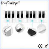 10000mAhピアノキーデザイン力バンク(XH-PB-047)