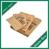 De bruine GolfDoos van de Verpakking van het Karton