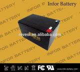 Батарея LiFePO4 12V 30ah для солнечной системы, автомобиля e