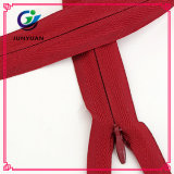 Zipper invisível escondido forma Rolls da boa qualidade do Zipper do vestido das mulheres