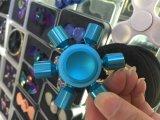 Brinquedos quentes da inquietação do esforço do girador da mão do arco-íris do Sell