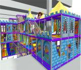 Игрушка спортивной площадки замока занятности Cheer опирающийся на определённую тему крытая