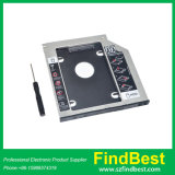 "2.5 "" SATA 3.0 HDD Transportgestell für Universal-HDD Transportgestell 9.5mm des Laptop-DVD-ROM 12.7mm"