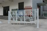 Balustrade en acier galvanisée décorative de haute qualité 12 de balcon d'alliage de Haohan Alluminum