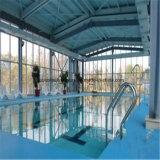 Migliore costruzione dell'interno della piscina della struttura d'acciaio di disegno da vendere