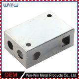 Scatola di giunzione elettrica del metallo di allegato su ordinazione dell'acciaio inossidabile piccola