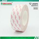Somi cinta Sh328 alto rendimiento auto-adhesivo de doble cara cinta de tejido de material escolar