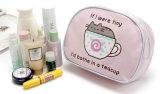 Förderung rosafarbene Belüftung-Reißverschluss-Kosmetik-Beutel