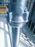 Выкованная верхняя чашка и отжатая нижняя чашка для системы лесов Cuplock