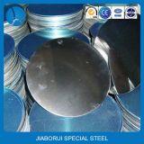 círculos laminados espessura do aço inoxidável de 0.2mm