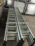 Qualität und leichte einzelne gerade Strichleiter-/Aluminum-Jobstepp-Strichleiter/Baugerüst-Strichleiter