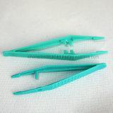 ملقط مستهلكة طبّيّ جراحيّة بلاستيكيّة ملقط لأنّ مستشفى إستعمال