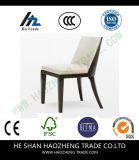 Hzdc134家具のKdのクリーム色の肘のない小椅子、2のセット