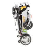Usine légère de fauteuil roulant de pouvoir de l'alliage D05 d'aluminium