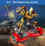 """Scooter qualité électrique 6.5 colorés """" scooter de équilibrage d'individu"""