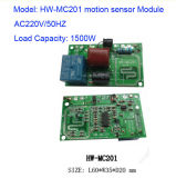 módulo del radar de microonda 1500W como reemplazo de PIR (HW-MC201)