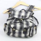 Zaino dell'accessorio di modo per le ragazze, sacchetti di acquisto delle donne, sacchetto esterno di svago