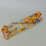 Bolso transparente plástico del bolso BOPP del cuadrado transparente de la parte inferior plana de BOPP para el caramelo
