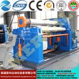 주문을 받아서 만들어진 격판덮개 Rolls 세륨 승인되는 CNC 격판덮개 회전 기계 Mclw12xnc-20*2500