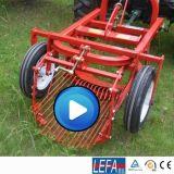 Mini máquinas montadas alimentador de las máquinas segadores de patata con el eje de Pto