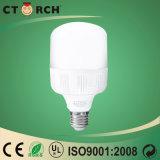 Ctorch Ce/RoHS 증명서를 가진 Die-Casting 알루미늄 LED T 전구 20W