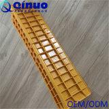 Protector de la esquina plástico grande de encargo de los protectores de la esquina de /Packing de la pared de Qinuo