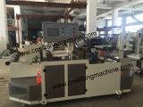 Alta velocidade que inspeciona e máquina do rebobinamento para a película plástica da câmara de ar