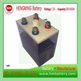 Hengming 48V250ah (1.2VKPM250) Pocket Typ Nickel-Cadmiumnachladbare Batterie der batterie Kpm Serien-(Ni-CD Batterie)