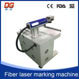 管またはPlastic/PVC/PE.のための20Wファイバーレーザーのマーキング機械