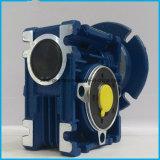 RV025 Gusano Reductor de caja de cambios bajas rpm Posiciones de montaje