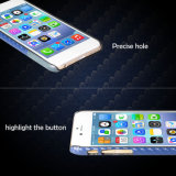 Het Geval van het Leer van de Rugdekking van de luxe voor iPhone 7, de Dekking van het Leer van het Patroon van de Vezel van de Koolstof voor iPhone 7