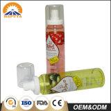 Bunte kosmetische Haustier-Sprüher-Flasche für Flüssigkeit