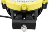 indicatore luminoso fuori strada del lavoro di 51W 4X4 LED