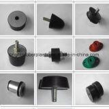 ISO9001 rubber aan Delen Metaal In entrepot