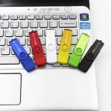2017 USB novo Pendrive da forma OTG com logotipo personalizado para presentes