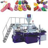 Flip-flops que fazem a PVC da máquina a máquina moldando da única injeção