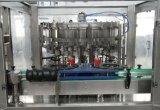 Máquina que capsula de relleno del fregado de las botellas de cristal para la cerveza