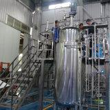 1500 litros de fermentadora del acero inoxidable